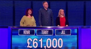 Me on The Chase